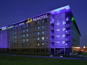 巴黎戴高樂機場北2號宜必思快捷酒店(ibis budget Roissy CDG Paris Nord 2)