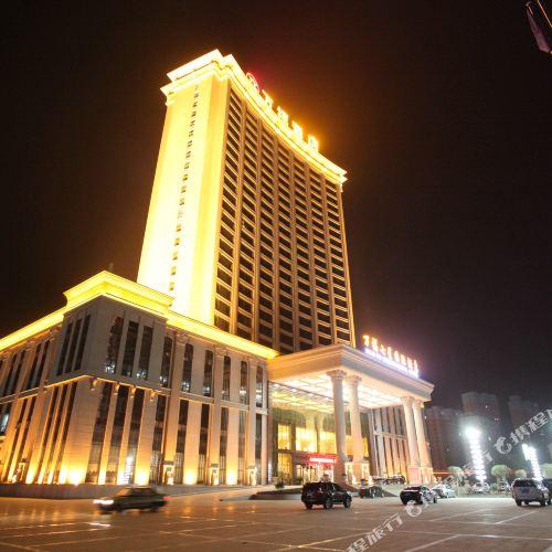 寶雞萬福國際酒店