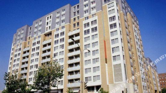 蒙特利爾中心區法布格酒店