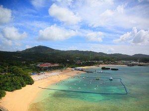 全日空萬座海濱洲際酒店(Intercontinental Ana Manza Beach Resort)