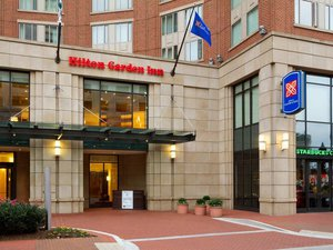巴爾的摩內港希爾頓花園酒店(Hilton Garden Inn Baltimore Inner Harbor, MD)
