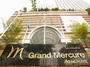 曼谷財富美爵酒店(Grand Mercure Bangkok Fortune)