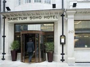 Sanctum Soho Hotel(聖塔姆酒店)