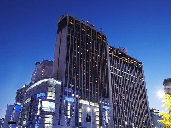韩国首尔乐天酒店_首尔明洞乐天酒店LotteHotelSeoul首尔F
