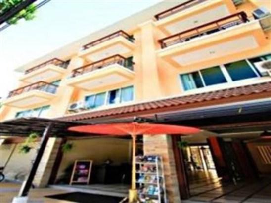 酒店/Ao Nang View La Villa(奧南美景酒店)