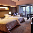 白虎雙床房