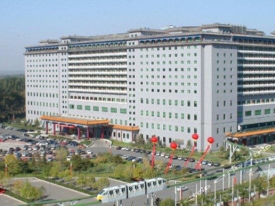 北京九华山庄图片,北京九华山庄房间照片