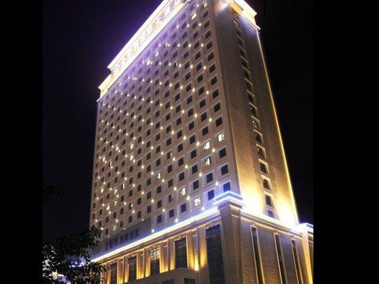 南宁金紫荆国际大酒店1晚 海底世界门票,可加购南宁其他热点景点门