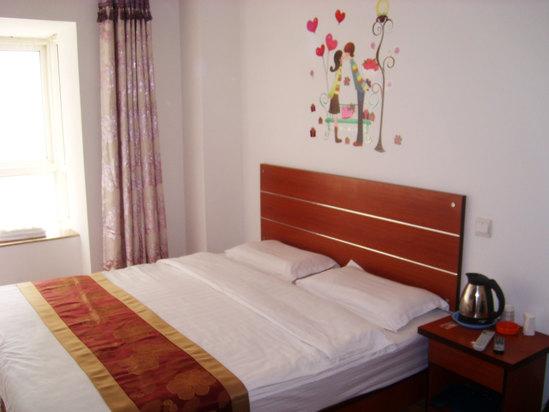 西安新开家庭公寓预订 酒店介绍 预订价格 预订房型 房间 酒店环境设施图片