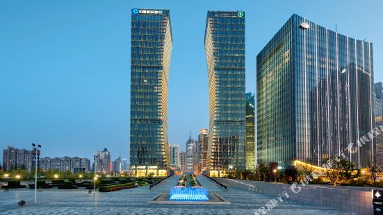 Mandarin Oriental Pudong Shanghai
