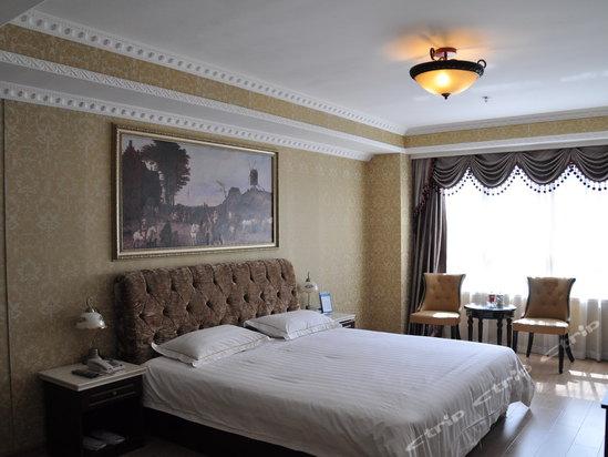 青岛海福特商务酒店(香港东路店)房间照片-携程酒店;