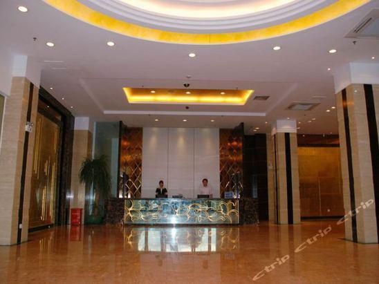 酒店设有商务中心,票务中心,中餐厅,桑拿中心,多功能会议厅等服务设施