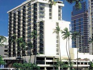 威基基阿拉那逸林酒店(DoubleTree by Hilton Alana Waikiki Hotel Oahu)
