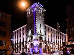 赫爾辛基拉迪森藍色廣場酒店(Radisson Blu Plaza Hotel Helsinki)