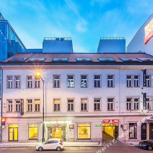 宜必思布拉格老城酒店
