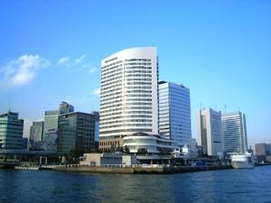 東京灣洲際酒店(InterContinental Tokyo Bay)