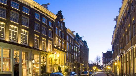 阿姆斯特丹市中心麗笙藍標酒店