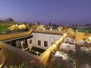卡薩布蘭卡法拉金色郁金香酒店(Golden Tulip Farah Casablanca)