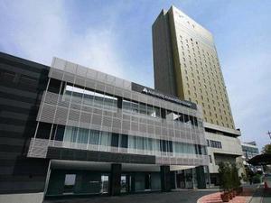 全日空皇冠熊本新天空假日酒店(Crowne Plaza ANA Kumamoto New Sky)