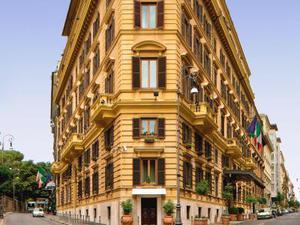 羅馬博爾蓋塞索菲特別墅酒店(Sofitel Rome Villa Borghese)