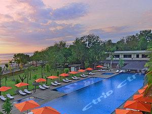 龍目島日落酒店(Hotel Ombak Sunset Lombok)