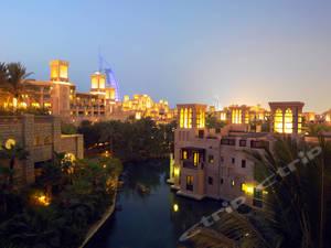 卓美亞古堡酒店——夏宮(umeirah Dar Al Masyaf - Madinat Jumeirah Dubai)
