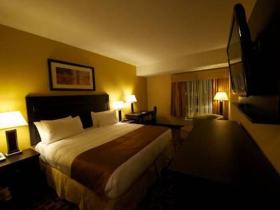 > 温尼伯机场戴斯酒店及套房点评