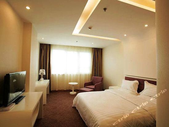 济南大明湖附近的旅馆