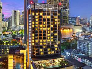 曼谷素坤逸希爾頓逸林酒店(DoubleTree by Hilton Hotel Sukhumvit Bangkok)