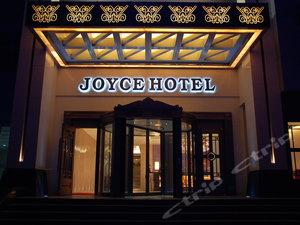 白銀建銀凱悅酒店