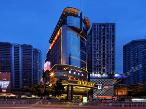 深圳春風路鴻豐大酒店