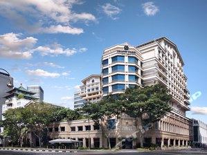 Grand Park City Hall Singapore (新加坡君樂皇府酒店)