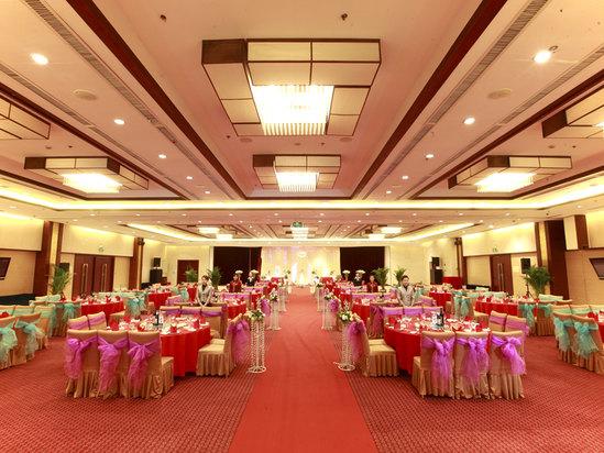 北京凯迪克格兰云天大酒店grand skylight catic hotel beijing