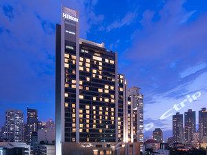 希爾頓曼谷素坤逸酒店(Hilton Sukhumvit Bangkok)