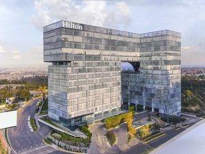 墨西哥城聖達菲希爾頓酒店(Hilton Mexico City Santa Fe)