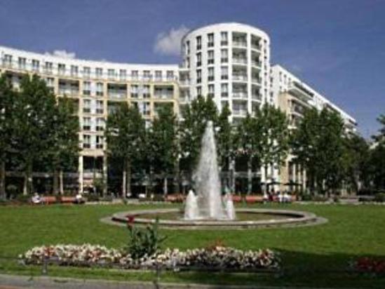 怎么去拉马达广场柏林城市中心套房酒店图片