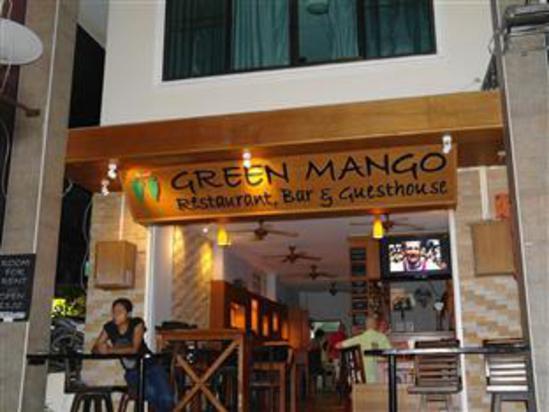 green mango guesthouse