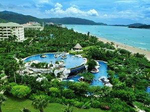 【亚龙湾优选亲子酒店】三亚天域度假酒店1晚,私家海滩+夏威夷风格建筑,《爸爸去哪儿》及《爸爸回来了》拍摄地!