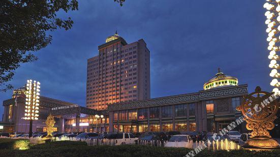 呼和浩特內蒙古飯店
