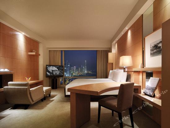 君悦海景客房-香港君悦酒店