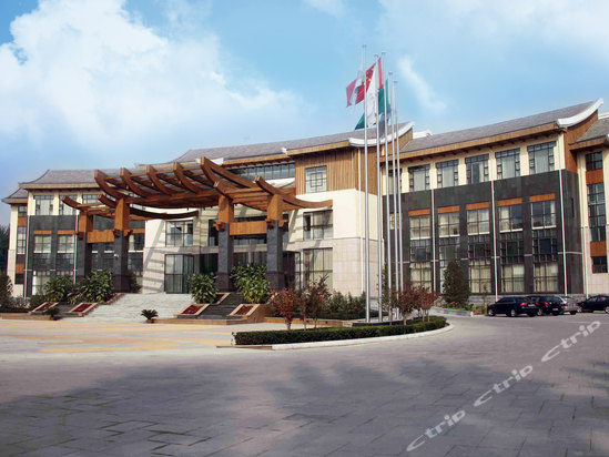 北京顺义瑞麟湾温泉度假酒店
