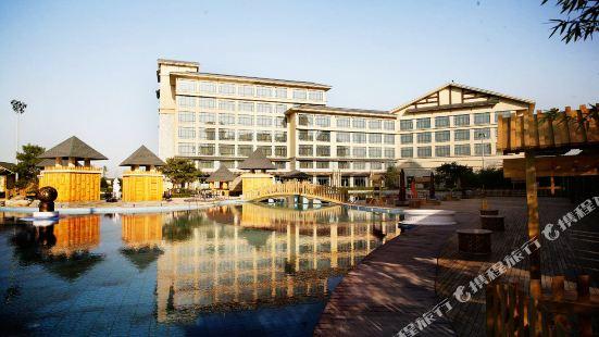 北京九華山莊貴賓樓大酒店