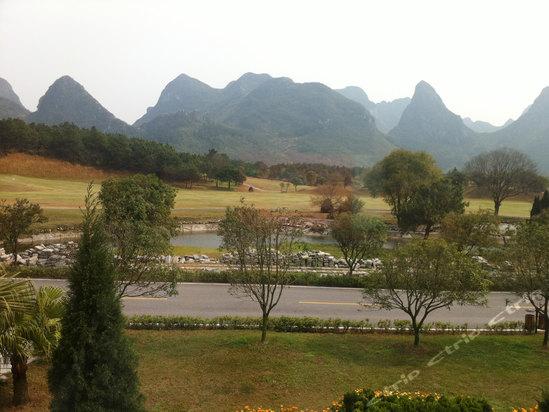 桂林山水高尔夫度假酒店
