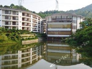 廣州帽峰沁園酒店