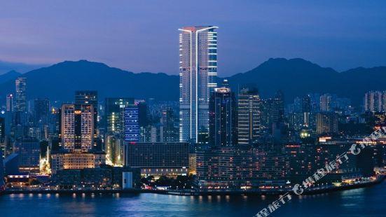 香港尖沙咀凱悦酒店