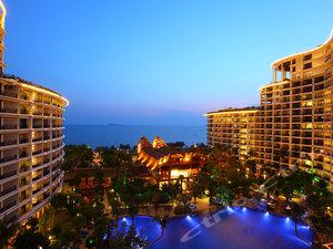 【三亚湾】三亚海韵度假酒店1晚,可加购周边门票【东南亚风情 近机场】