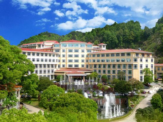 浏阳飞天温泉凯莱酒店