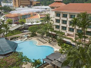 新加坡瑞士茂昌閣酒店(Swissotel Merchant Court Singapore)