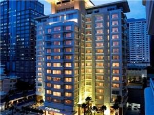 曼谷萬怡酒店(Courtyard Bangkok)