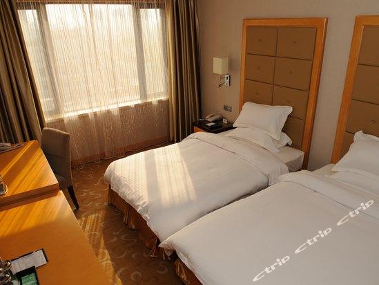 上海天虹国际大酒店地处虹口区水电路
